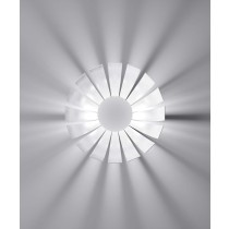 Lampada da parete e da soffitto Wall and ceiling lampBianco White