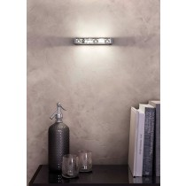 Lampada da parete e da soffitto Wall and ceiling lampNichel lucido Polished nickel